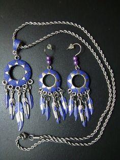 Native American jewelry set. $22.99