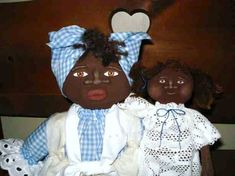 DOLL PATTERN  22 Inch Mom and 11 inch Baby Girl PATTERN #166 #dollspattern, #Sewing, #painting