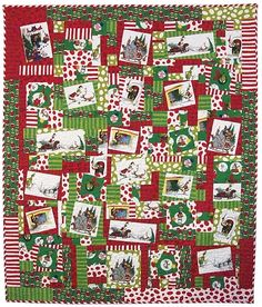 The Grinch - No Rhyme or Reason quilt