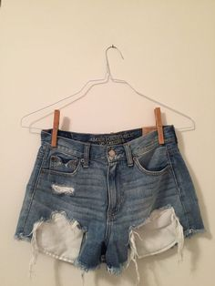 d4d641ffb8 Vintage Hi-Rise American Eagle Outfitters Shorts #fashion #clothing #shoes  #accessories