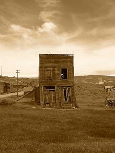 Bodie State Historic Park, California, USA
