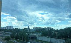 #набережныечелны #небо #город #тулпар