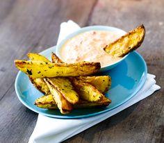 Diese Ofenkartoffeln sind der beste Beweis dafür, dass Country Fried Potatoes nicht aus dem Tiefkühlbeutel sein müssen.