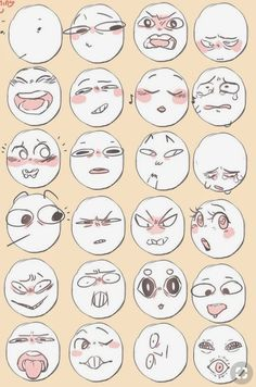 Read Expresiones faciales IV from the story Referencias Para Dibujos by jelly_jeongguks (I'm a Creep) with reads. Drawing Reference Poses, Drawing Poses, Drawing Tips, Hand Reference, Drawing Ideas, Facial Expressions Drawing, Anime Expressions, Drawing Meme, Drawing Cartoon Faces