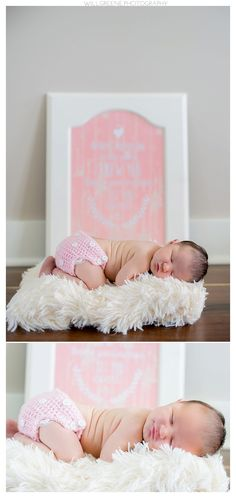 Lily's lifestyle newborn session, Greenville NC, Will Greene Photography