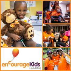 In 1985, enCourage Kids opened its doors and hearts to children facing serious…
