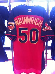 St. Louis Cardinals All Star Game Merchandise has arrived the the Busch Stadium Team Store!