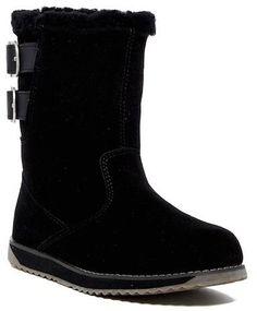 Emu Sandy Bay Buckle Genuine Fur Waterproof Boot