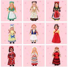 Baby Fashion Doll/Ethnic Dolls toy/infant&Toddler's Nationlity dolls/Plush Plastic Nation Toy#infant