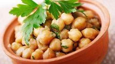 10 Foods High in Iron - Everyday Health: Chickpeas
