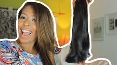 """NEW ARRIVAL VIRGIN INDIAN EXTENSIONS 16""""-18"""" INCH INDIAN VIRGIN GOLD"""