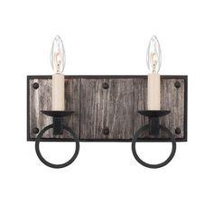 Vanity Lighting & Vanity Light Bars - Shades of Light Vanity Light Bar, Vanity Lighting, Bathroom Sconces, Rugged Look, Steel Frame, Black Metal, Woodland, Wall Lights, New Homes