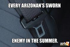 We've all felt that burn...#ArizonaHumor #AZTV