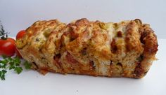 Chlieb ako pizza