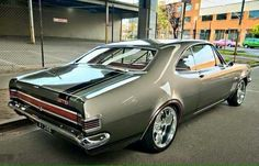Monaro this is the most beautiful car in the world right!!