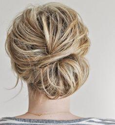 fawne.: dirty hair 'do's'