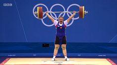 Tatiana Kashirina 151kg Snatch World Record London 2012 Olympics