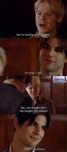 Justin & Brian my favorite conversation from season 5