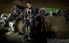 Entertainment Weekly, Marvel Entertainment, Shield Season 4, Agents Of Shield Seasons, Marvels Agents Of Shield, New Ghost Rider, Ghost Rider Marvel, Dead Pool, Punisher