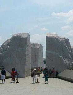 Marthin Luther Memorial - Washington DC
