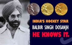 """Gurbux Singh Gurbux (""""Gurbaksh"""") Singh (born February 11, 1936) is a former field hockey player from India who was a member of the India national field hockey team that won the gold medal at the 1964 Summer Olympics. He was the Joint Captain at the 1968 Mexico City Olympic Games where India won Bronze Medal and the Coach to the Indian team at the 1976 Montreal Olympic Games. For his outstanding contribution to the country in the field of sports, Gurbux was given the Arjuna Award in the year…"""