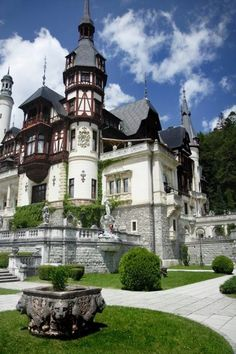 Peles Castle, Roménia
