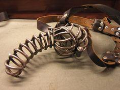 #steampunk #chastitybelt #chastity #belt #kyskhetsbälte