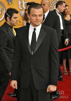 Photo by: NPX/starmaxinc.com 2007. 1/28/07 Leonardo DiCaprio at the 13th Annual Screen Actors Guild (SAG) Awards. (Los Angeles, CA) ***Not for syndication in France!***