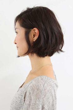 Bildresultat för chin length hair