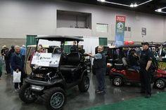 Portland Golf Show, Feb 20-22, 2015 Photo: Nancy Erz