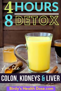 I recommend a 48-hour detox, which has no adverse effects and can be easily achieved in a weekend. The menu is identical for the two days of cleaning.