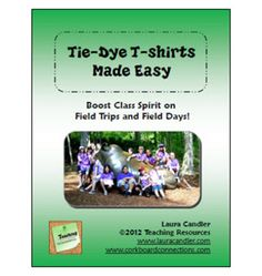 How to do a class tie-dye project - step-by-step directions