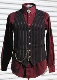 Image result for vest with pocket watch