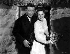 The Quiet Man, 1952 - John Wayne & Maureen O'Hara