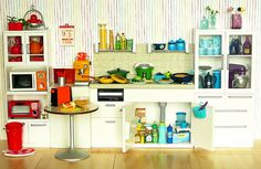 Re-ment Rainbow Kitchen   Flickr - Photo Sharing!