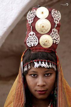 Africa | Timazighin Berber Woman Libya. | © Aimen Ashur Photography