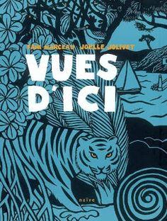 les petites têtes de l'art: Voyage imaginaire d'après les linogravures de Joëlle Jolivet