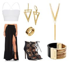 """""""Sem título #2"""" by anacfreire on Polyvore featuring moda, Wildfox, Michael Kors, Bulgari, Theory e BERRICLE"""