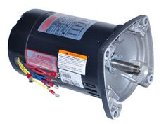 Motor,1/2 Hp 48 Fr Sq Fl Thd 3 Phase