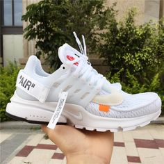 0ba5697de170e6 Off-White x Nike Air Presto 2018 White AA3830-100 Off White Shoes