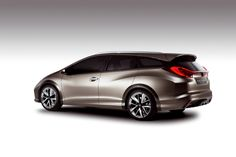 Foto Exteriores Honda Civic Familiar 2013
