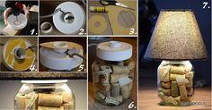 Pour réaliser une Nutellampe, vous aurez besoin: – d'un pot de Nutella vide et propre – d'une perceuse – de colle à bricolage, d'une paire de ciseaux,depapier …