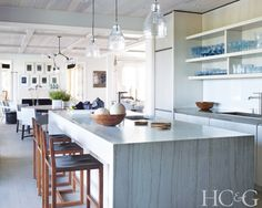 Step Inside a Young Family's Dreamy Amagansett Getaway - Hamptons Cottages & Gardens - June 2017 - Hamptons