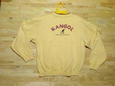 d287e04b3797 Kangol Crewneck Sweatshirt Size US M   EU 48-50   2 Street Art