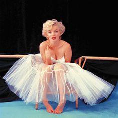 Marilyn Monroe...an icon!