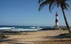 Itapua Beach. Salvador de Bahia