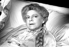 """BEST SUPPORTING ACTRESS NOMINEE: Ethel Barrymore for """"The Spiral Staircase""""."""