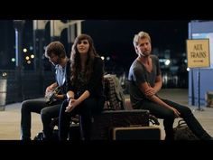 Lady Antebellum-Just A Kiss Video