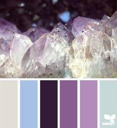 design seeds mineral palette