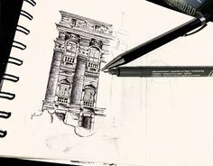 """Check out new work on my @Behance portfolio: """"Architecture"""" http://be.net/gallery/51022419/Architecture"""
